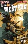 Обложка комикса Легенды Дикого Запада №6
