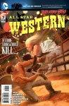 Обложка комикса Легенды Дикого Запада №7