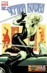 Обложка комикса Удивительный Человек-Паук Представляет: Черная Кошка №3