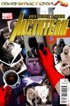 Обложка комикса Мстители №18
