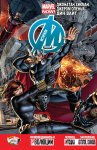 Обложка комикса Мстители   №2