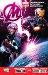 Обложка комикса Мстители   №7