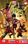 Обложка комикса Мстители   №11