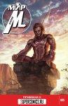 Обложка комикса Мир Мстителей №5