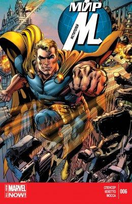 Серия комиксов Мир Мстителей №6