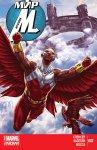 Обложка комикса Мир Мстителей №7