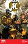 Обложка комикса Мир Мстителей №10