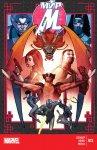 Обложка комикса Мир Мстителей №13