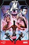 Обложка комикса Мир Мстителей №14