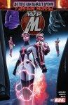 Обложка комикса Мир Мстителей №17