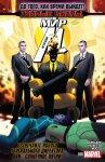 Обложка комикса Мир Мстителей №18