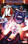 Обложка комикса Мир Мстителей №19