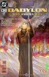 Обложка комикса Вавилон 5: Во Имя Валена №1