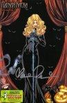 Обложка комикса Плохая Кошка: Ночь Шалостей