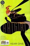 Обложка комикса Бэтгёрл: Год Первый №1