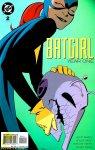 Обложка комикса Бэтгёрл: Год Первый №2