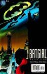 Обложка комикса Бэтгёрл: Год Первый №3