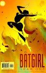 Обложка комикса Бэтгёрл: Год Первый №5
