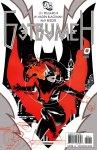 Обложка комикса Бэтвумен №0.0