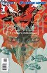 Обложка комикса Бэтвумен №1