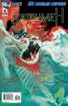 Обложка комикса Бэтвумен №2