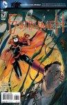 Обложка комикса Бэтвумен №7