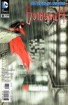 Обложка комикса Бэтвумен №8