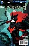 Обложка комикса Бэтвумен №9