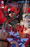 Обложка комикса Бэтвумен №12