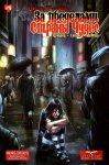 Обложка комикса За пределами Страны Чудес №3
