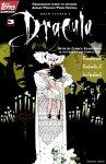 Обложка комикса Дракула Брэма Стокера №3