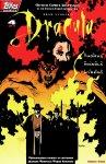 Обложка комикса Дракула Брэма Стокера №4