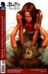 Обложка комикса Баффи Истребительница Вампиров. Сезон 8 №8
