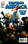 Обложка комикса Капитан Америка №3