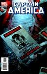 Обложка комикса Капитан Америка №7