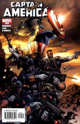 Серия комиксов Капитан Америка №9