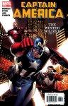 Обложка комикса Капитан Америка №13