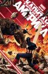 Обложка комикса Капитан Америка   №16