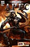 Обложка комикса Война Хаоса: Арес