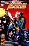 Обложка комикса Война Хаоса: Мертвые Мстители №3