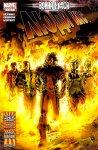 Обложка комикса Война Хаоса: Люди X №1