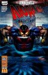 Обложка комикса Война Хаоса: Люди X №2