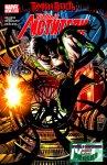 Обложка комикса Темные Мстители №6