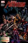 Обложка комикса Темные Мстители №10