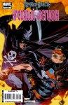 Обложка комикса Темная Власть: Кровавый Легион №2