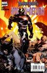 Обложка комикса Темная Власть: Кровавый Легион №3