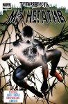 Обложка комикса Темная Власть: Мистер Негатив №2