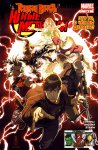 Обложка комикса Темная Власть: Юные Мстители №1