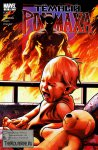 Обложка комикса Темный Росомаха №80