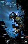 Обложка комикса Даркнесс №8